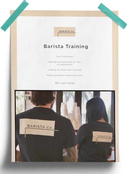 barista training co booklet