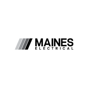 Maines Electrical Logo